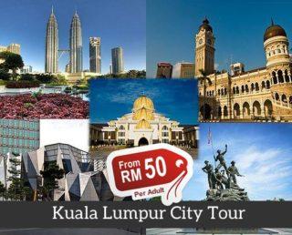 Kuala Lumpur Half-Day City Tour (Group)