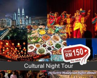 Cultural Night Tour (Group)
