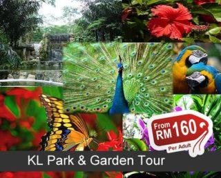 Kuala Lumpur Park & Garden Tour (Group)