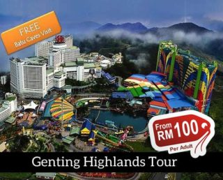 Genting Highlands Tour (Group)