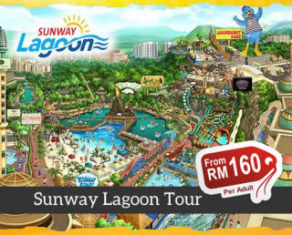 Sunway Lagoon Tour (Group)
