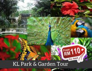 KL park garden tour