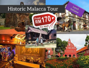historic malacca tour